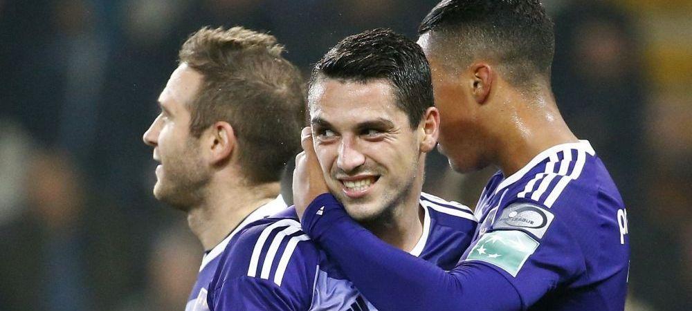 """""""Trebuie sa recunosc, abia atunci m-am dus sa-l iau pe Stanciu!"""" Managerul lui Anderlecht a facut dezvaluirea abia acum. Cine trebuia sa vina in locul lui Stanciu"""