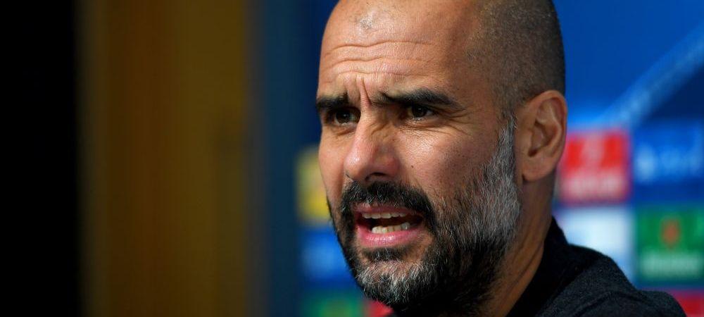 """""""Ce sunt astea? Eu nu antrenez asa ceva!"""" Reactia nervoasa a lui Guardiola dupa ce Manchester City a fost spulberata de Leicester"""