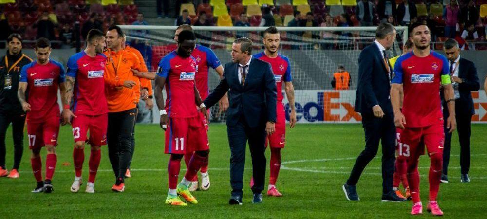 Reghecampf, scos din minti de Enache! L-a facut PRAF pe teren dupa golul marcat de Budescu