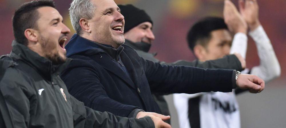 """Bogdan Hofbauer, dupa Astra 1-0 Steaua: """"FOTBAL MASCAT. Episodul 2: Masca lui Zero"""""""