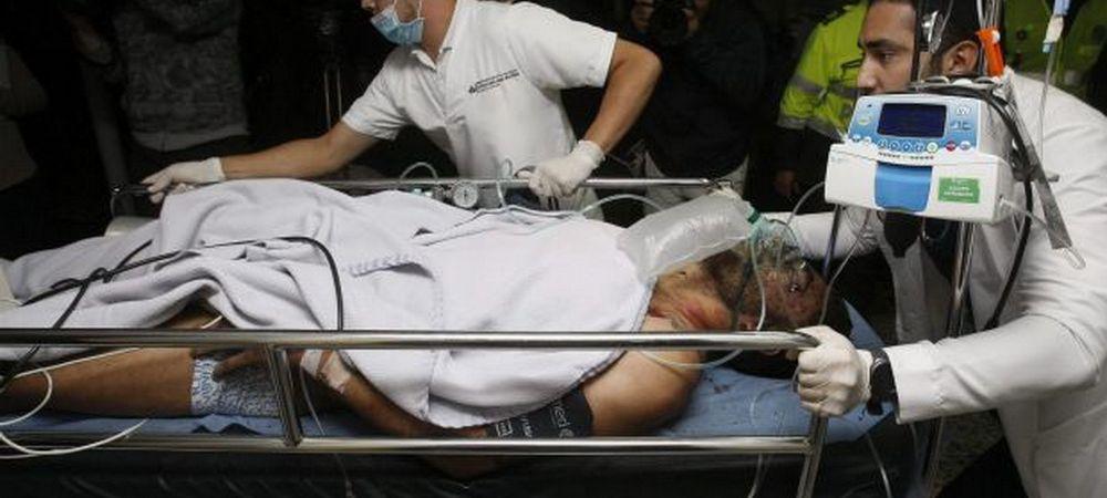 Prima intrebare a fotbalistului lui Chapecoense dupa ce s-a trezit din coma. Inca nu a aflat ce s-a intamplat cu coechipierii sai