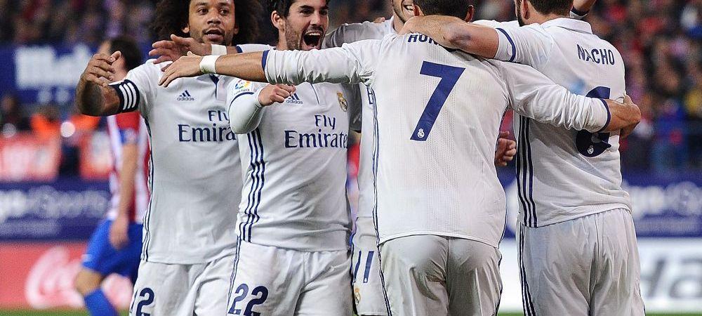 Imagini surprinzatoare cu Ronaldo! Cum a reactionat portughezul, din loja privata, la golul marcat de Ramos in minutul 90+2 al meciului cu Deportivo