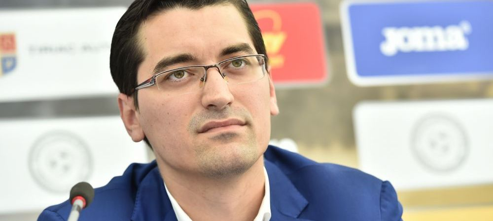 Facut praf de Hagi, Dulca a fost schimbat de FRF. Cine este noul selectioner al Romaniei U21