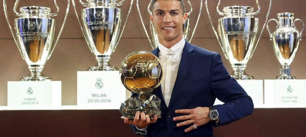 """Ronaldo a cucerit Balonul de Aur, dar nu scapa de probleme! Portughezul se teme de INCHISOARE: """"Sunt multi nevinovati inchisi!"""""""