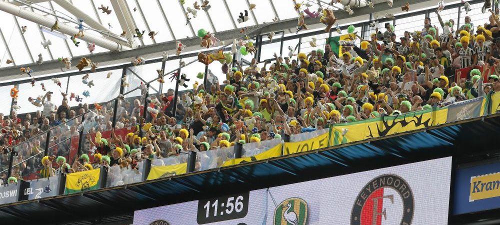 VIDEO FIFA premiaza cei mai cei mai frumosi suporteri! Trei momente GENIALE din 2016! Voteaza aici