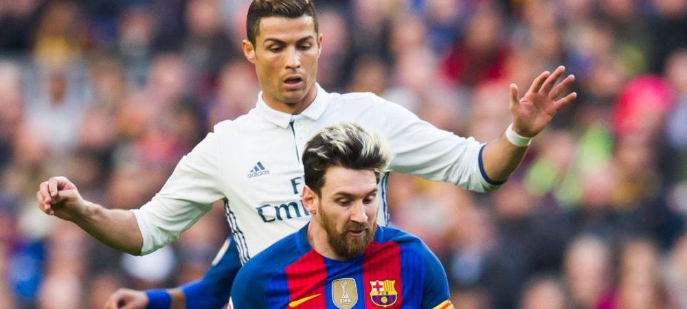 """""""Daca jucam alaturi de Leo Messi aveam si mai multe Baloane de Aur!"""" Obiectivul suprem anuntat de Cristiano Ronaldo"""