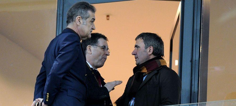 Incep sa pice transferurile la Steaua. Doi dintre cei 4 jucatori de la Viitorul l-au refuzat pe Gigi Becali