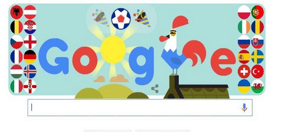 EURO 2016, cea mai populara cautare a romanilor pe Google in acest an! Si Jocurile Olimpice au produs interes. Topul cautarilor