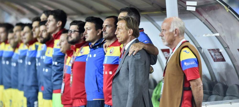 S-a anulat cantonamentul U23. Cluburile nu au vrut sa isi lase jucatorii in Antalya sub comanda lui Daum
