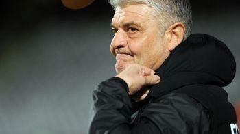 """Andone dupa Gaz - Dinamo: """"Eram prost daca pierdeam a doua oara aici. Si nu sunt prost, nu? S-a vazut!"""" :))"""