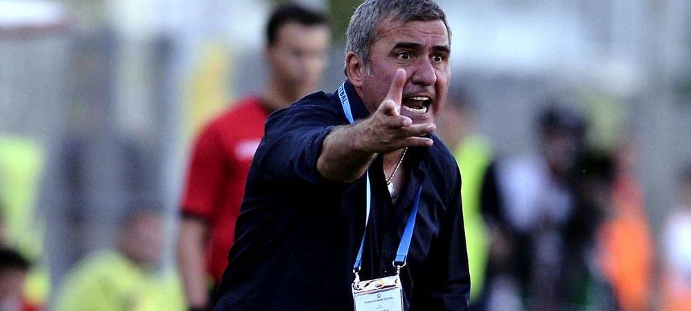 'Ar trebui sa dau cu BOMBA aici!' Prima reactie a lui Hagi dupa ce s-a vorbit de FUZIUNEA cu Steaua Armatei