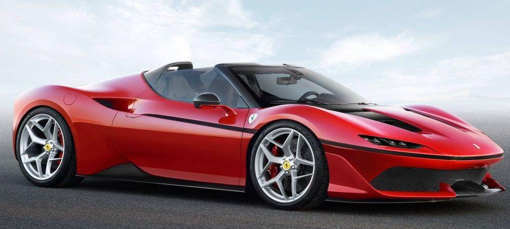 Bijuteria prezentata de Ferrari va fi vanduta intr-o singura tara! Doar 10 oameni o vor putea conduce