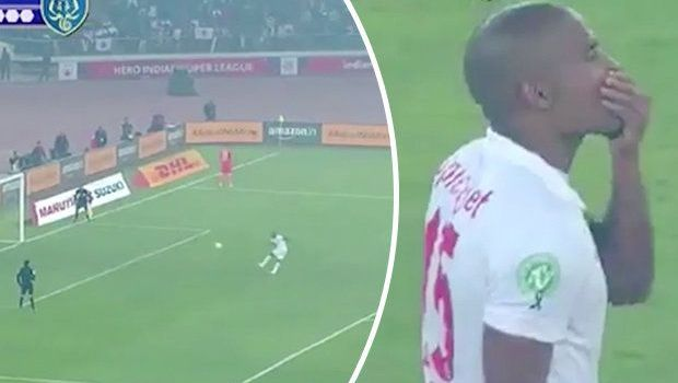 """Cel mai PENALty din 2016. Malouda a trimis mingea pe luna cu un sut """"a la Sergio Ramos"""". VIDEO"""