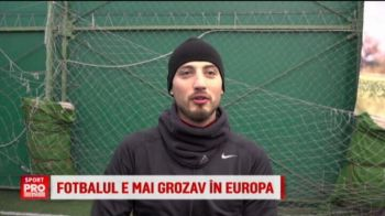 """Steaua mai cauta un atacant, pe langa Alibec. Raspunsul lui Gicu Grozav la intrebarea: """"Ai fi tentat de un transfer?"""""""