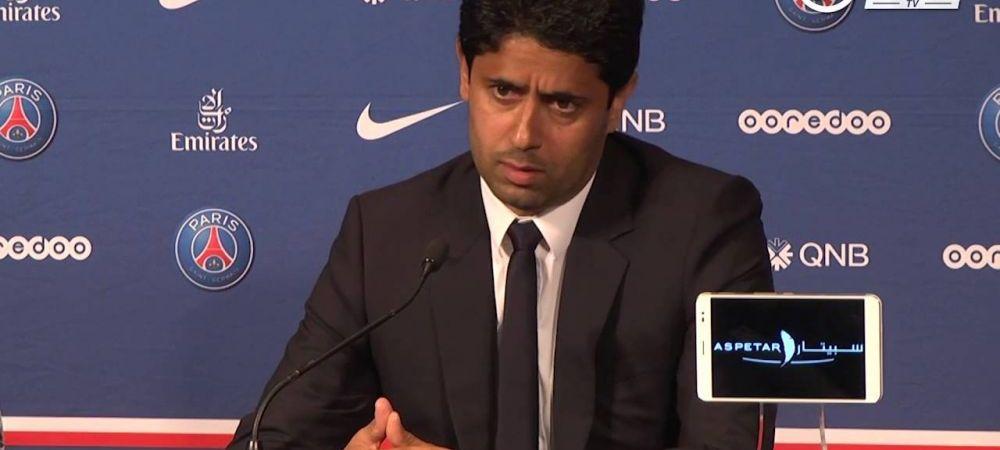 Decizie INCREDIBILA! PSG isi schimba presedintele de club cu un fost presedinte al Frantei! Cine preia miliardele arabilor