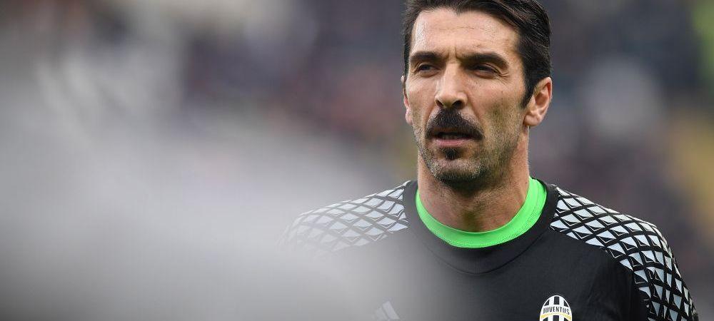 """Se apropie momentul in care voi agata manusile in cui"". Legendarul Gigi Buffon si-a stabilit retragerea"
