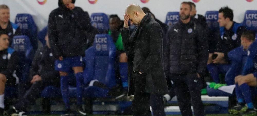 """Stilul """"lunga si pe a doua"""", varianta Guardiola! Pep se recunoaste INVINS de jocul englezilor: """"Trebuie sa ma adaptez"""""""