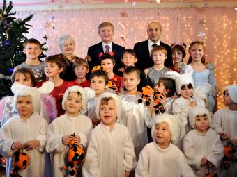 Ahmetov da cadouri pentru 140 000 de copii si batrani! Anuntul miliardarului care o conduce pe Sahtior