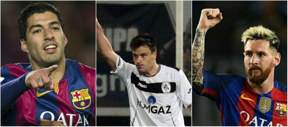 Llullaku, de la Medias, termina anul in TOP 10 pentru Gheata de Aur, peste Messi si Suarez