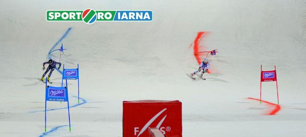 Slalom urias, victorie uriasa la Alta Badia! Sarrazin, invingator la paralel, Hirscher urca la general
