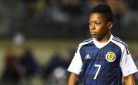Pustiul MAGIC Dembele a SCHIMBAT nationala! A jucat pentru Anglia, dupa ce debutase la Scotia U16