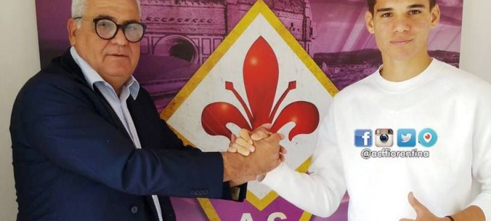 Problema lui Ianis la Fiorentina. Hagi Jr. i s-a plans tatalui sau de viteza de joc din Italia