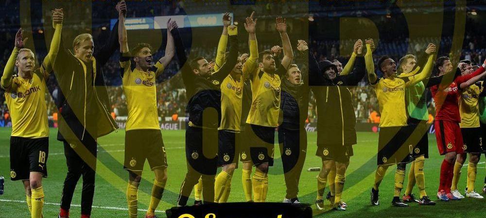 23 de meciuri,0 infrangeri acasa!Cele mai tari scoruri: 6-0, 8-6 si 5-1. Ce echipe a distrus Borussia