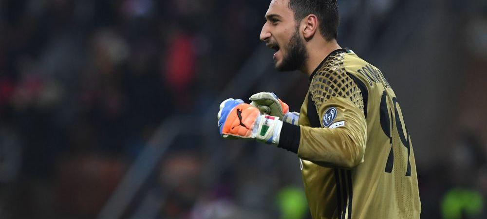 Incredibilul Donnarumma! Milan castiga Supercupa Italiei la penalty-uri contra lui Juventus!