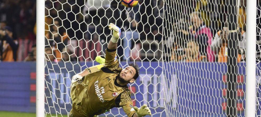 "Are 17 ani si l-a ECLIPSAT pe Buffon la 11m! Fotbalul italian se inchina unui nou Gigi: ""Valoreaza 170 mil!"" VIDEO"
