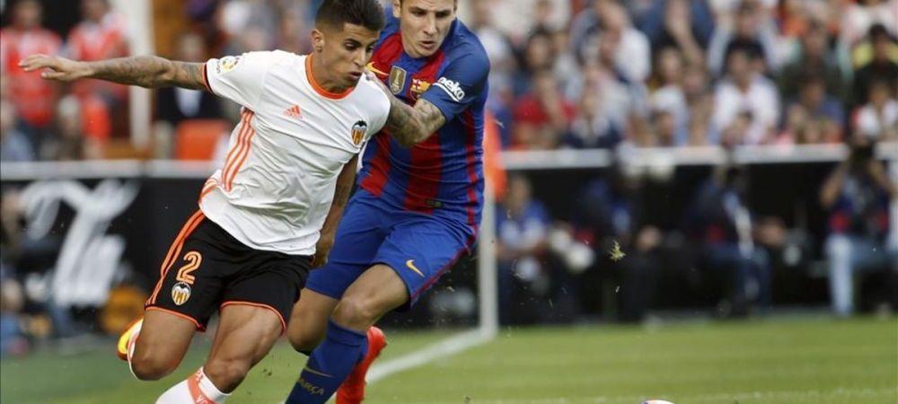 Transfer de 30 de milioane de euro! Barcelona l-a luat pe urmasul lui Dani Alves din campionatul Spaniei