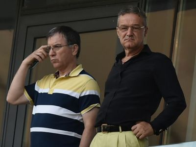 Planul lui Becali pentru situatia in care Steaua intra in faliment: toti jucatorii ajung la o echipa de Liga 3