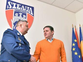 "Cuvintele care dau FIORI. Steaua e a Armatei, Lacatus spune: ""Ma intalnesc saptamanal cu Valentin Ceausescu!"""