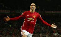INCREDIBILUL Zlatan! Un nou record, la 35 de ani! Doar Messi a reusit asta in 2016