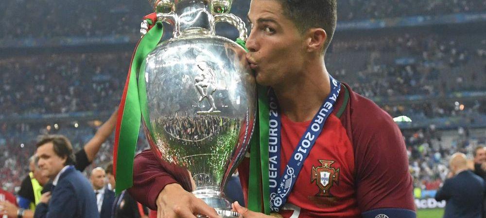 Un nou premiu COLOSAL pentru Cristiano Ronaldo! E primul fotbalist din istorie care are aceasta onoare