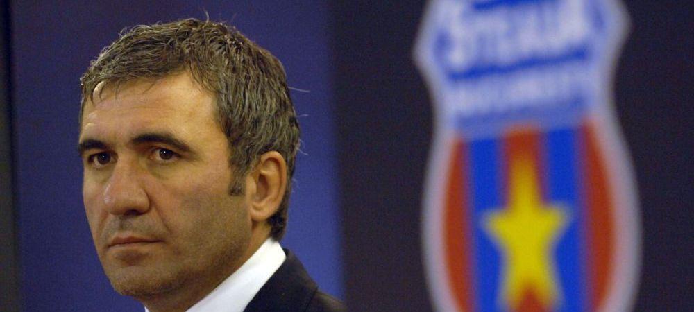 """""""Atentie, se fura Steaua!"""" Hagi, personaj cheie si 10 idei despre ce inseamna implicarea Armatei in fotbal"""