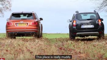 Test comparativ intre Duster si cel mai scump SUV din lume, 200.000 euro! Rezultate surprinzatoare! VIDEO
