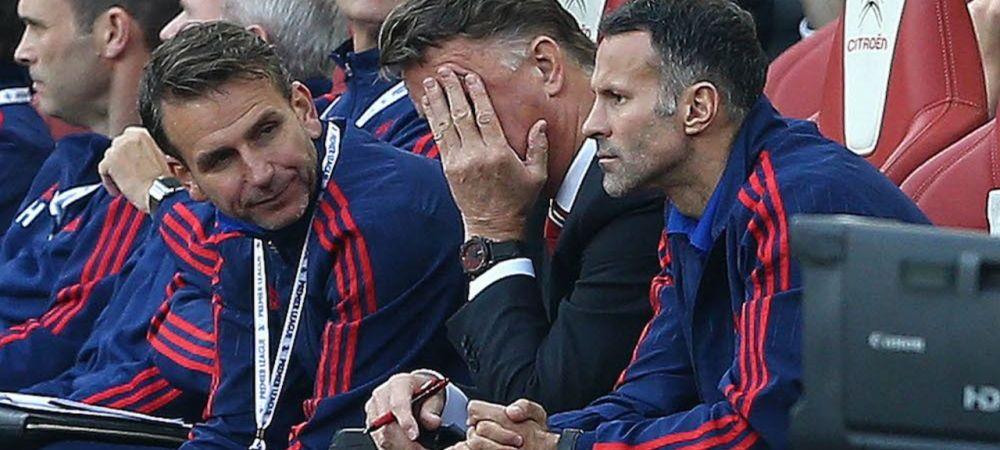 Veste proasta pentru Astra! Fostul antrenor al lui Manchester United a preluat-o pe Genk!