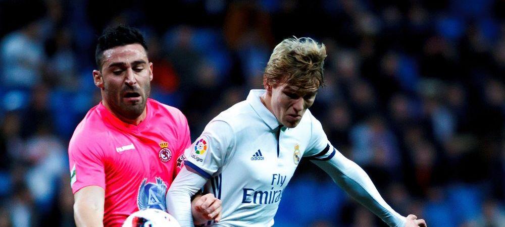 OUT de la Real Madrid? Unde ar putea ajunge sa joace Odegaard, pustiul MINUNE uitat in Spania