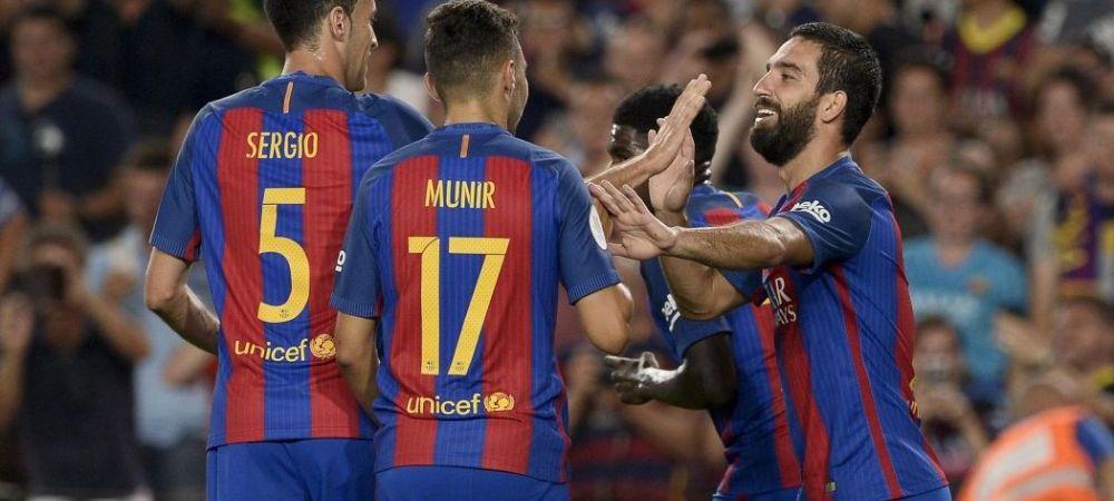 Barca i-a gasit inlocuitor lui Busquets! Catalanii se lupta cu Guardiola si Real pentru un super mijlocas!