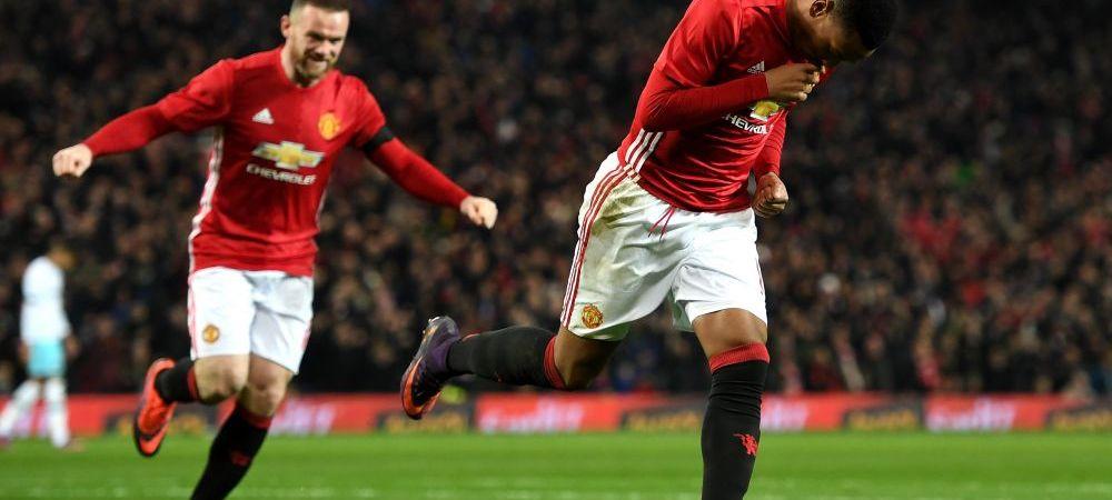 Lovitura SOC pentru Man United! Agentul lui Martial anunta ca atacantul va pleca in iarna! Unde poate ajunge