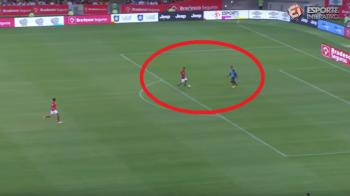Neymar a facut din nou spectacol in Brazilia: a produs momente de magie si i-a dat gol lui Rogerio Ceni