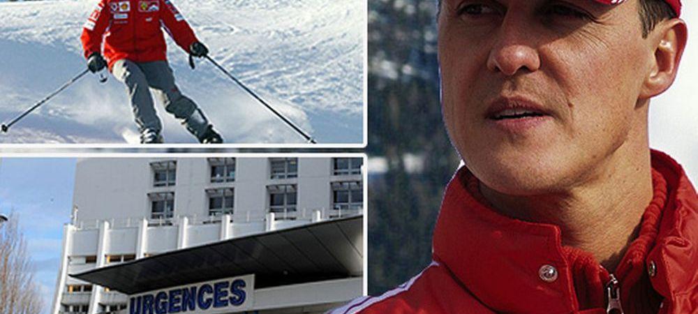 Astazi se implinesc 3 ani de la teribilul accident suferit de Schumacher. Anuntul facut de fiul sau