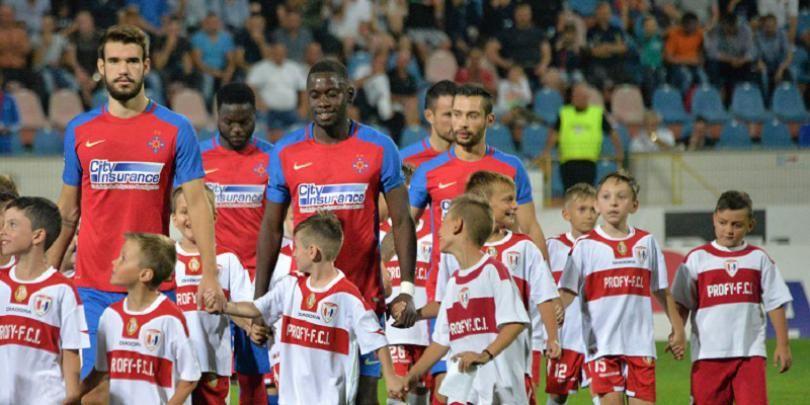Jakolis e aproape de un transfer. Ce echipa din Liga I vrea sa il ia de la Steaua in aceasta iarna
