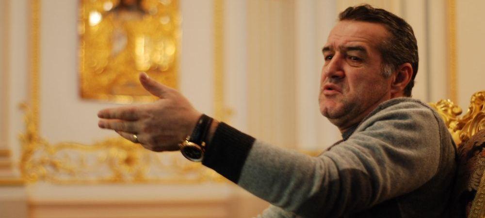 Ce planuri are Becali pentru Steaua in 2017, in urma conflictului cu Armata