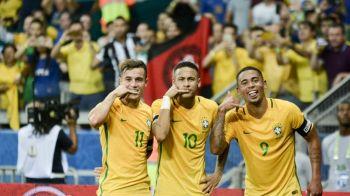 """Neymar a pierdut titlul de """"Cel mai bun brazilian"""". Ce mijlocas i-a furat trofeul in 2016"""