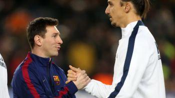 Zlatan n-a reusit sa-l depaseasca pe Messi. Starul Barcei, golgheterul lui 2016. Cum arata clasamentul final