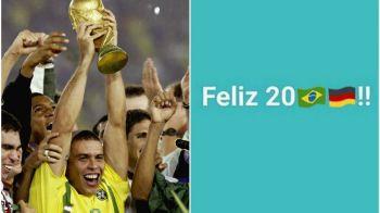 Genial! Ronaldo i-a raspuns lui Toni Kroos, dupa mesajul neamtului de Anul Nou. Ce a postat brazilianul