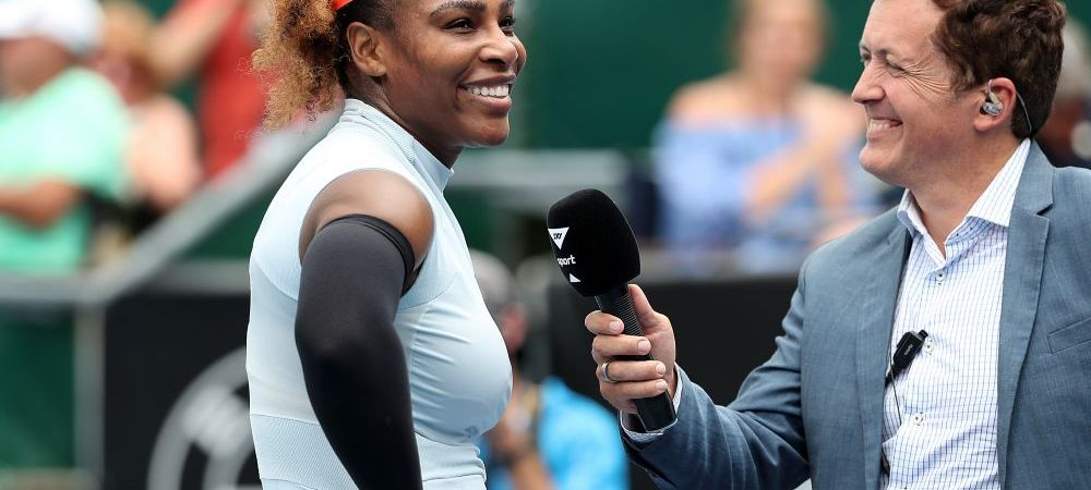 S-a intors Serena. Americanca a jucat primul meci dupa luni bune si a castigat fara mari emotii