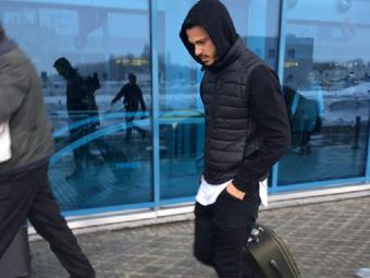 Boldrin s-a intors la Bucuresti! Ce amenda ii da Steaua dupa ce a intarziat doua zile