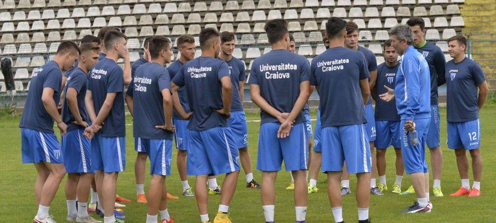Craiova a facut 1-1 cu Fortuna Dusseldorf in primul amical din Malta. Echipa-surpriza folosita de Multescu